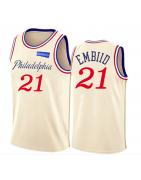 NBA Jersey brodé